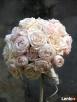 Bukiety ślubne z białych kwiatoów - 7