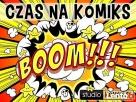 komiks reklamowy, edukacyjny na zamówienie z bohaterem marki Warszawa