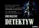 Prywatny DETEKTYW Legnica