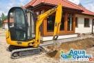 AquaGarden- Odwadnianie trawników, hydroizolacje, drenaże Nieporęt