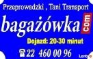 Przeprowadzki, Bagażówki Warszawskie, Usługi Transportowe - 1