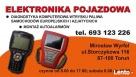 Diagnostyka komputerowa wtrysku aut osobowych Toruń