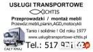 Przeprowadzki Żyrardów-transport Mazowsze od 1977 roku