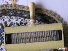 1920 Szczotka do tapicerki malowana ręcznie ANTYK - 5