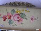 1920 Szczotka do tapicerki malowana ręcznie ANTYK - 6