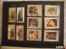 klaser ze znaczkami Międzyrzec Podlaski