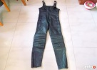 Komplet skórzany Kurtka L 52 + Spodnie M 50 Made in Germany - 6