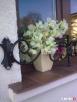 Kwietnik kwiaty skrzynki na balkon doniczki brama bramka Kołobrzeg