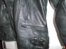 Komplet skórzany Kurtka L 52 + Spodnie M 50 Made in Germany - 5