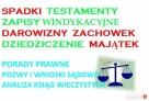 Testament Spadek Darowizna Zachowek Majątek PORADY I PISMA Warszawa
