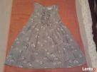 Princeska dziewczęca r.116 jak nowa + sweterek. Góra Kalwaria