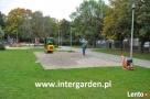 Budowa boisk do siatkówki, bulodromu