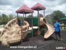 Mycie i czyszczenie przedszkolnego placu zabaw