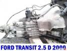 Skrzynia biegów silnika 2.5 D DIESEL FORD TRANSIT rok 2000