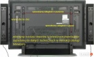 Obrotowy uchwyt TV LCD,LED ,plazma 32-52cali,Samsung,LG, - 5