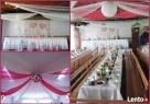 Dekorowanie sal weselnych, kościołów i samochodów - 3