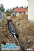 Drenaż i rozsączanie - studnia chłonna - deszczówka - 4