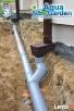 Drenaż i rozsączanie - studnia chłonna - deszczówka - 6