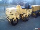 Kompaktowy walec Wacker RD880V Iwanowice
