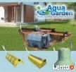 Drenaż i rozsączanie - studnia chłonna - deszczówka