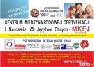 Kursy JĘZYKA ANGIELSKIEGO- MKEJ Szkoła Językowa www.mkej.pl Kielce