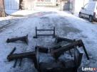 Rama bdf dolny zaczep zderzak unoszony komplet Mieszkowice
