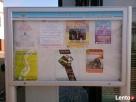 System informacji wizualnej. Gabloty, tablice!! Puszczykowo