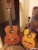 Sprzedam pilnie!! doskonałą gitarę klasyczną Ramirez 4NE - 5