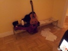 Sprzedam pilnie!! doskonałą gitarę klasyczną Ramirez 4NE - 3