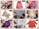 56-62-68-74-80-86 cm angielskie ubranka dziewczynka chłopiec - 7