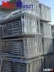 Rusztowanie sys. Plettac 312m2 (podesty drewniane 3m) Gizałki