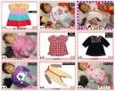 56-62-68-74-80-86 cm angielskie ubranka dziewczynka chłopiec - 3