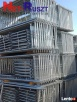 Rusztowanie sys. Plettac, 195m2, podesty drewniane (3m) Sobótka
