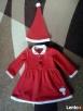 Mikołaj - snieżynka, święta, sukienka 92