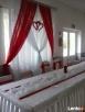 Dekoracje ślubne, komunijne, 18-stek, zaproszen - 7