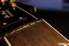 SIODEŁKO gitarowe gibson Les Paul Customowe Mosiężne lutnik - 5