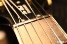 SIODEŁKO gitarowe gibson Les Paul Customowe Mosiężne lutnik - 2