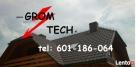 Instalacja odgromowa piorunochronKRAKÓW od 2200zł 601186064 - 6