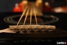 SIODEŁKO kostne mostka do gitary akustycznej WARSZAWA - 8
