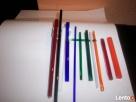 Pręty ze szkła sodowego kolorowe Krosno