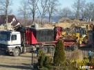 Prace rozbiórkowe wyburzenia, wykopy Wejherowo