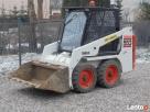 prace roboty ziemne usługi mini koparka ładowarka Olsztyn - 3