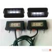 Lampy oświetlenia tablic rejestracyjnych uniwersalne LED Nidzica