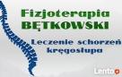 Fizjoterapia BĘTKOWSKI- Leczenie schorzeń kregosłupa Starachowice