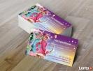Wizytówki 220szt 40zł wydruki XEROX laminat + projekt gratis - 1