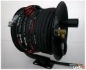 Wąż 50 m 400 bar + bęben (zwijak) do myjek Karcher HD / HDS Nidzica
