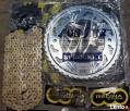 Zestaw napęd HONDA CBR 600 F 01-06 zębatki+łańcuch Regina  Mrągowo