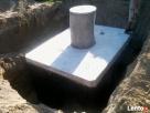 Szamba betonowe szczelne z atestem – producent. Mińsk Mazowiecki