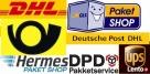 Deutsche PAKETSHOP DHL-DPD-GLS-Deutsche POST punkt w Polsce
