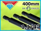 Przedłużka 400 mm do wiertnicy do wiertła koronowego  - 1